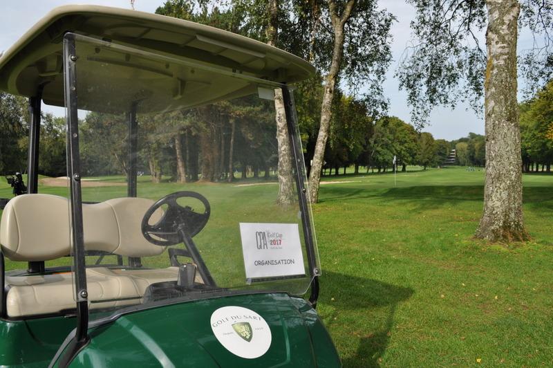 Opsio partenaire de la CPA Golf Cup 2017